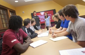 Academic Enhancement Workshops are mandatory for all first-year student-athletes.